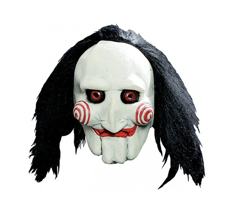 JIGSAW Masker   Latex Masker Halloween