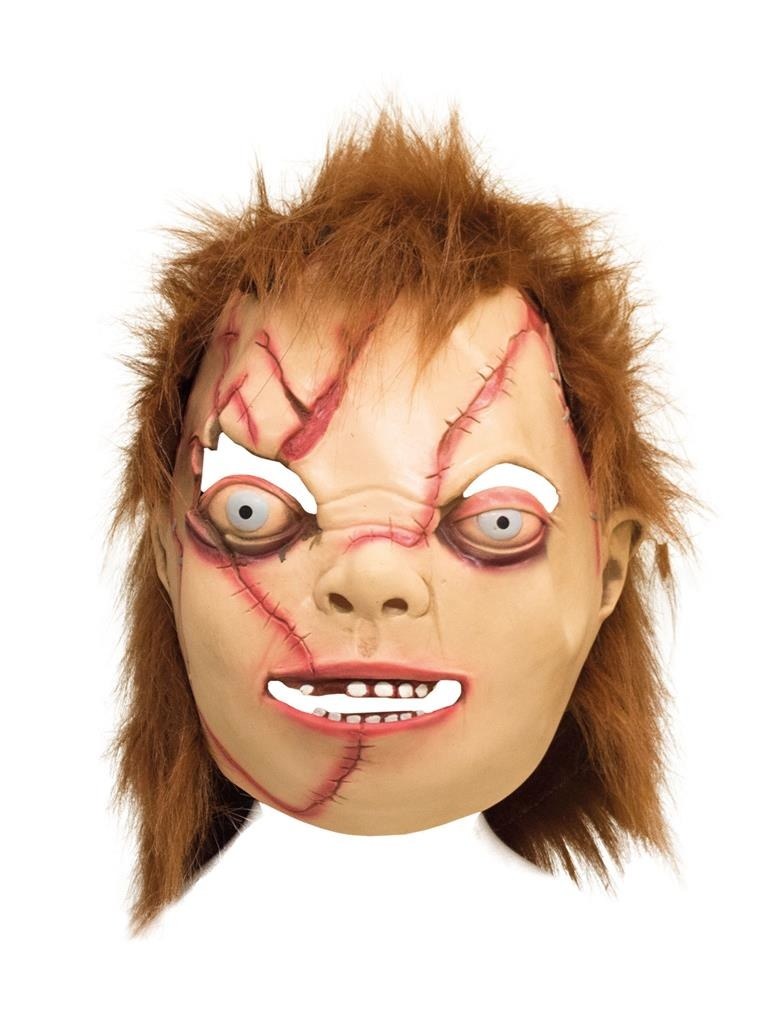Chucky Deluxe | Halloween Latex Masker