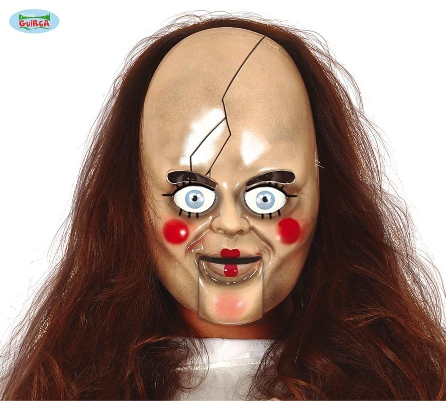Annabel Doll Masker   Halloween Masker