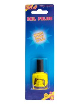 Nagellak Fluo UV 9,85ml | Geel