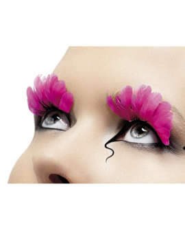 Wimpers Roze Veren| 2 Stuks