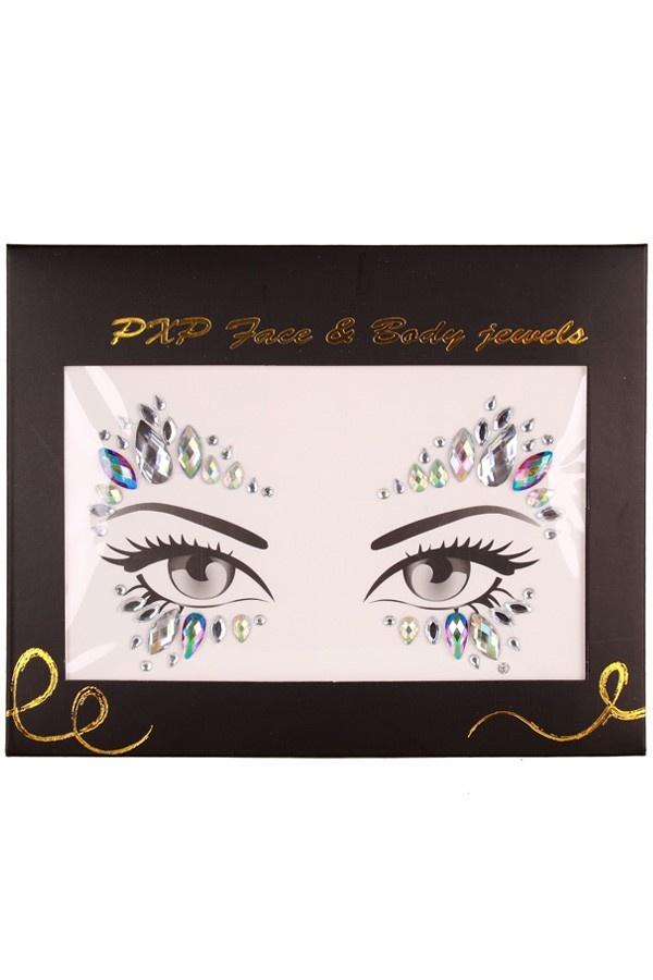 Face & Body Jewels   Diamantjes Steentjes   Model N