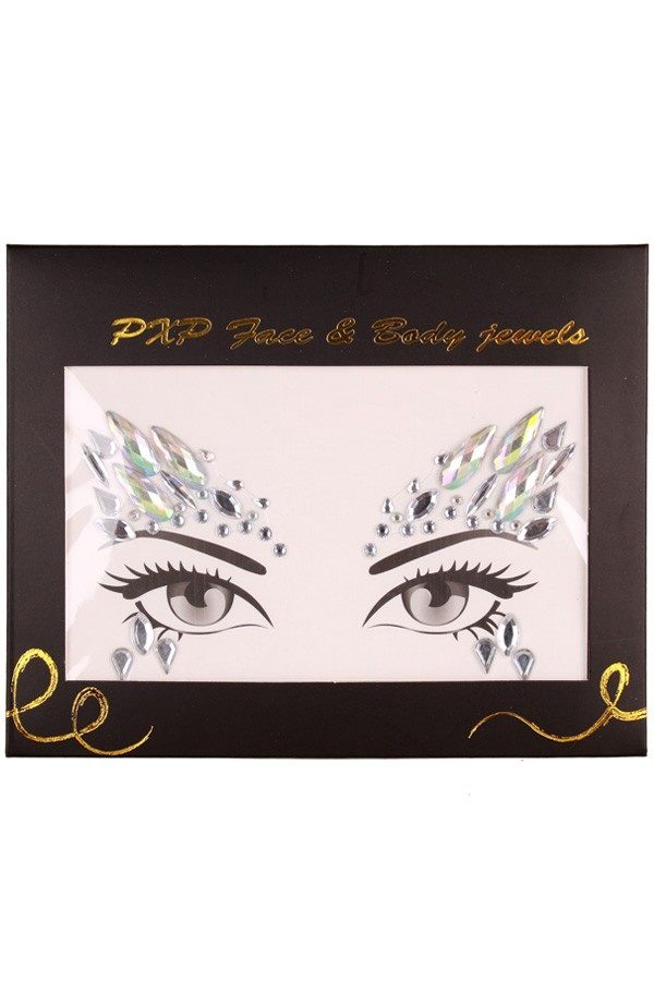 Face & Body Jewels | Diamantjes Steentjes | Model E