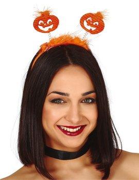Pompoen diadeem | Halloween Diadeem