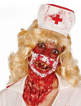 Horror Gruwelijk Mondmasker | Halloween