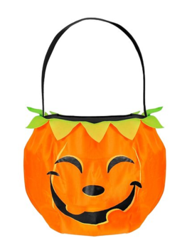 Pompoen Snoepmandje | Snoeptasje Halloween
