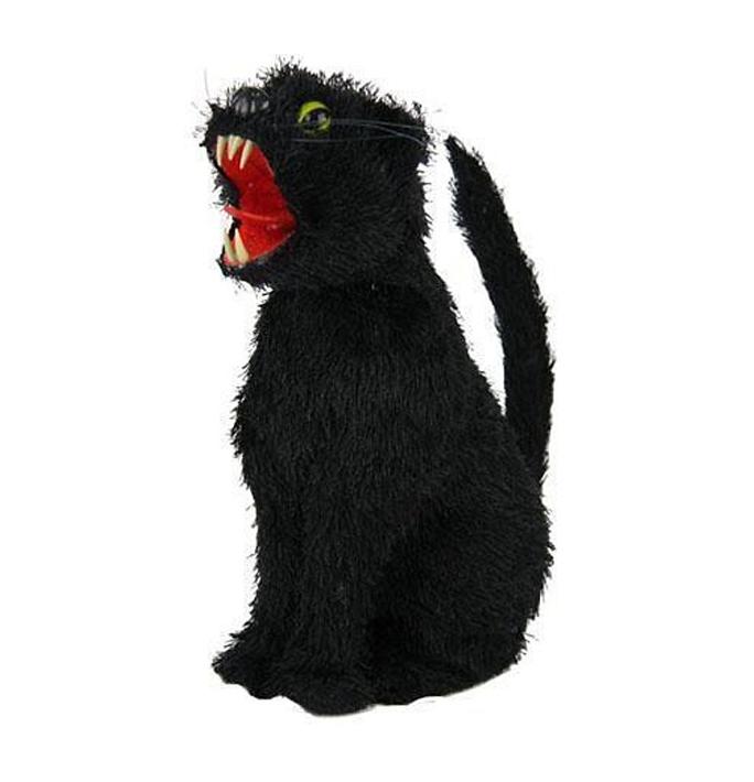 Nep Zwarte Kat | Halloween Kat