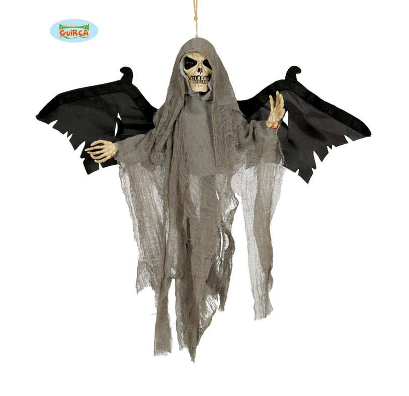 Horror Skull | Bewegend Skelet