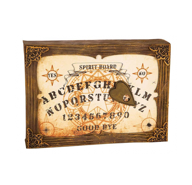 Horror Ouija Bord | Spirit Board Bewegend