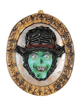Spiegel Heks | Halloween Wanddecoratie