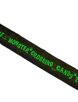 Monster Crossing | Partylint 8x 610cm