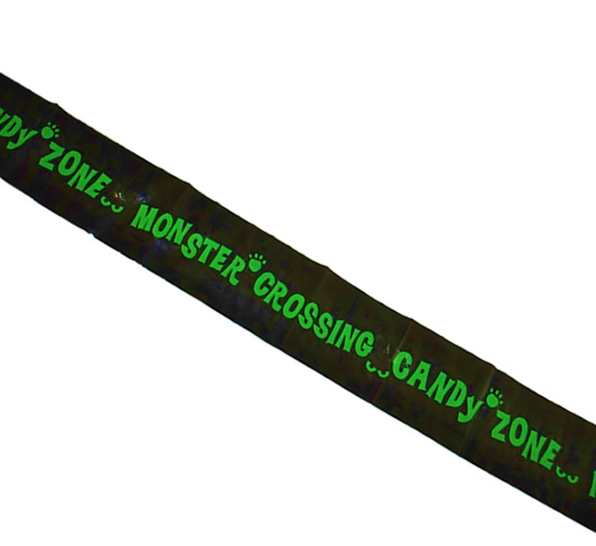 Monster Crossing   Partylint 8x 610cm
