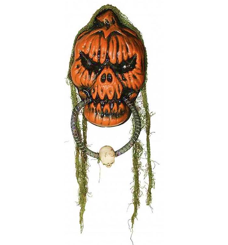 Pompoen Deurhandvat | Halloween Deur Decoratie