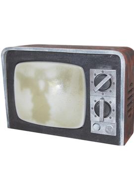 Horror TV Scherm | Halloween Spook  TV