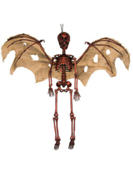 Skelet Steampunk  65cm | Halloweendecoratie