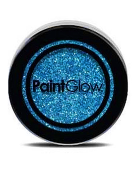 Paintglow Glitters | Ice Blue 3 Gram