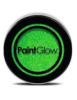 Paintglow Glitters | Green Apple 3 Gram