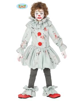 Horror Clown Kinderkostuum | IT Clown Kostuum