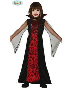 Vampier Meisje Kinderkostuum |  Vampirina Dress