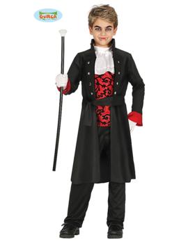 Vampier Jongen Kinderkostuum |  Vampire Boy