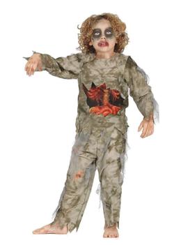 Zombie Jongen Kinderkostuum |  Zombie Boy