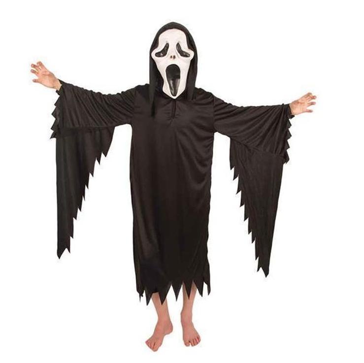 Magere Hein | Scream Kinderkostuum