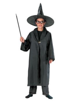 Cloak Tovenaar Kinderkostuum |  Wizard