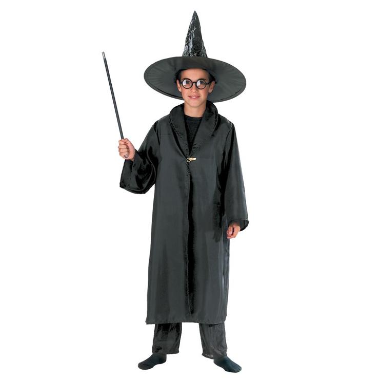 Cloak Tovenaar Kinderkostuum    Wizard