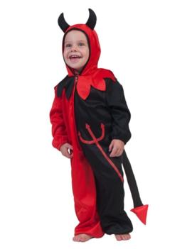Duiveltje Babykostuum | Peuterkostuum Halloween