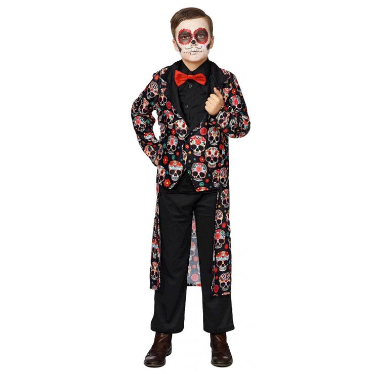 Los Muertos Kinderkostuum | Halloweenkostuum