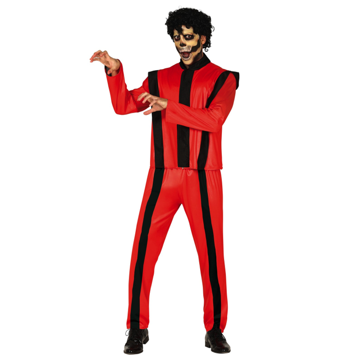 Michael Jackson Thriller kostuum | Halloween