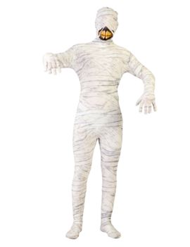 Scary Mummy Murphsuite Kostuum | Halloween Momia