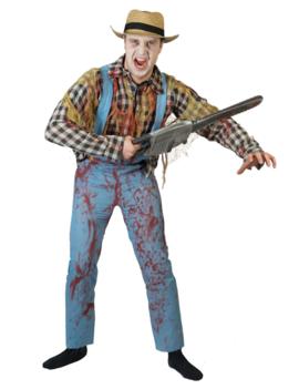 Walking Dead Tuinman Kostuum | Halloween