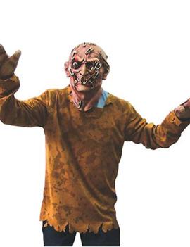 Zombie Safetypin Kostuum | Halloween