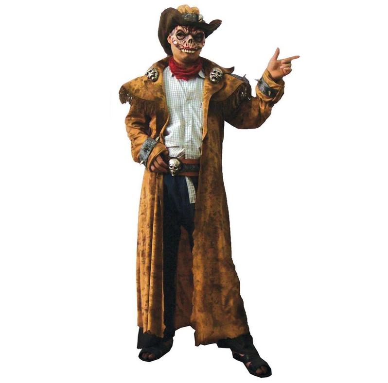 Horror Zombie Cowboy Kostuum | Halloween