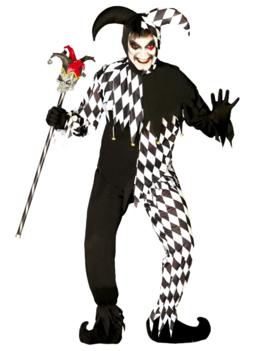 Black Joker Kostuum | Bad Joker