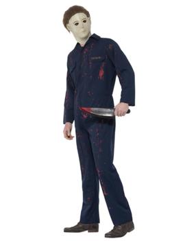 Michael Myers Kostuum + Masker | Halloween H20
