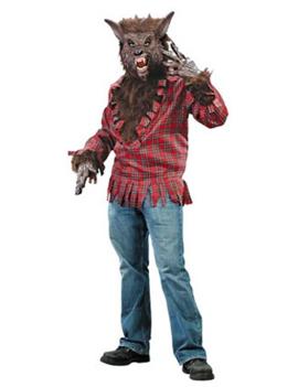 Weerwolf Kostuum + Masker | Werewolf