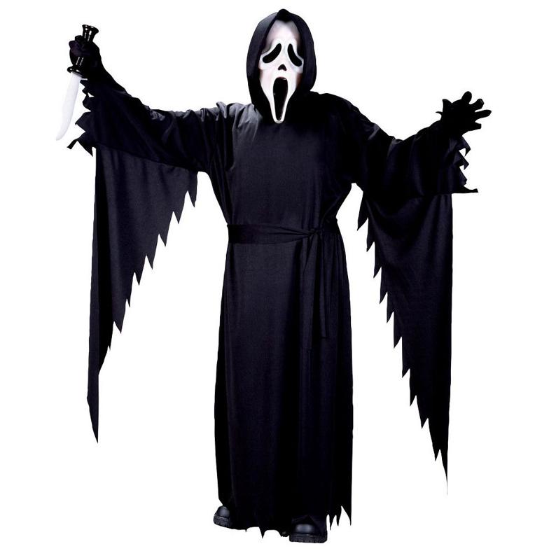 Slasher Scream Kostuum + Masker | Halloween