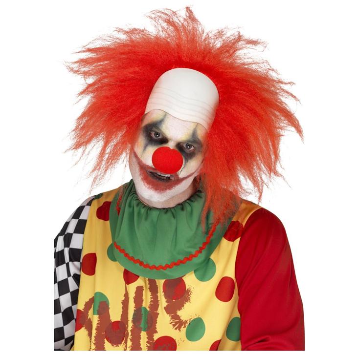 Deluxe Clown Pruik | Horrorclown Pruik