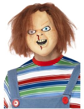 Chucky - Child's Play Masker + Haar