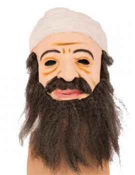 Masker Arabier + Baard en Snor