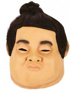Masker Sumo / Chinees Met Haar