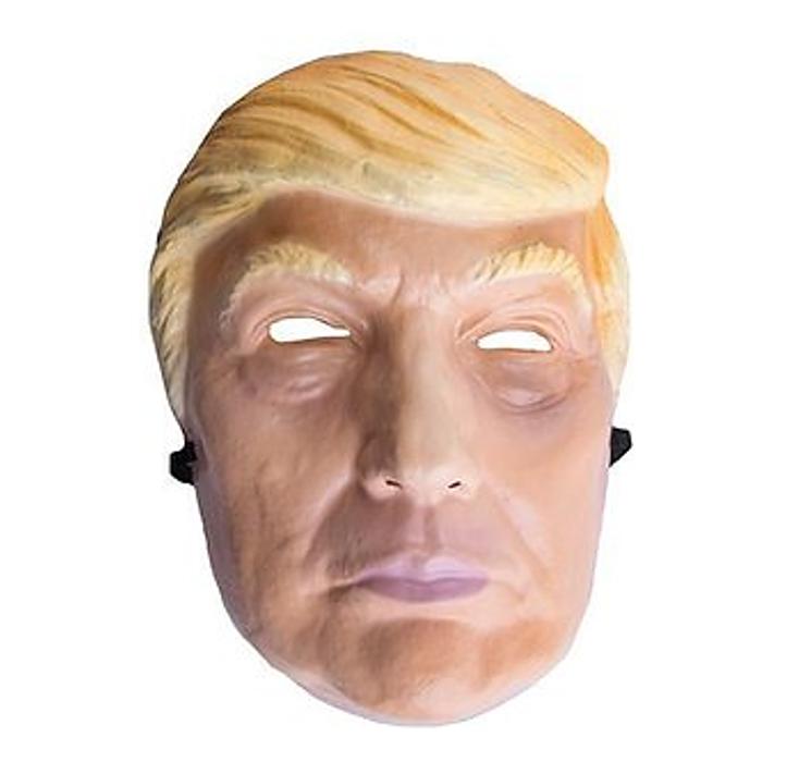 Donald Trump Masker |  Plastiek