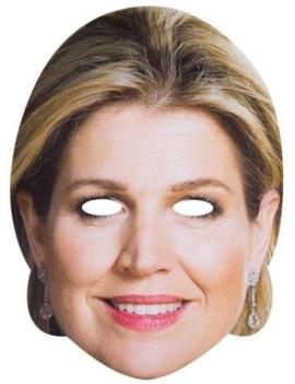 Koningin Maxima Masker | Koningin Nederland