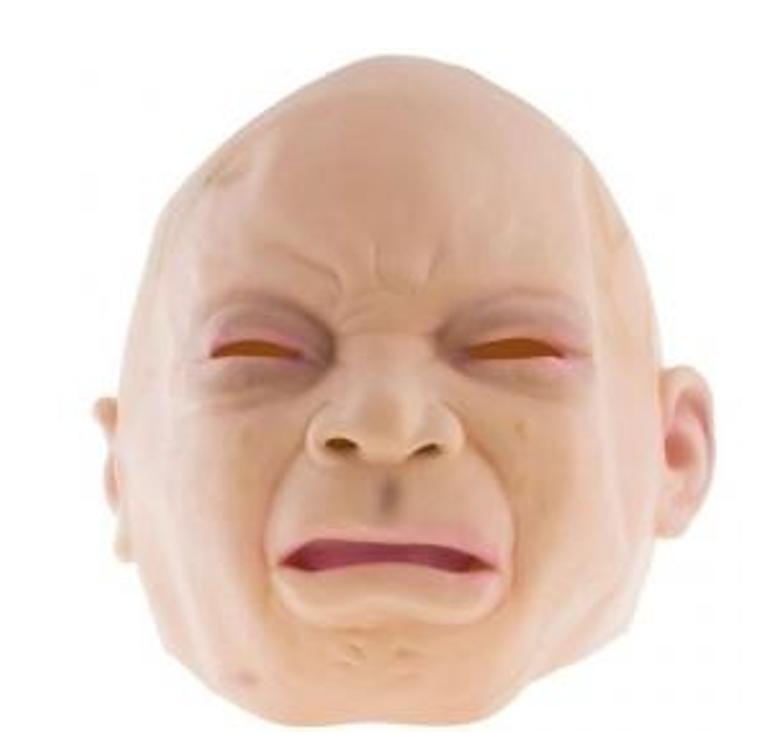 Huilbaby Masker / Baby