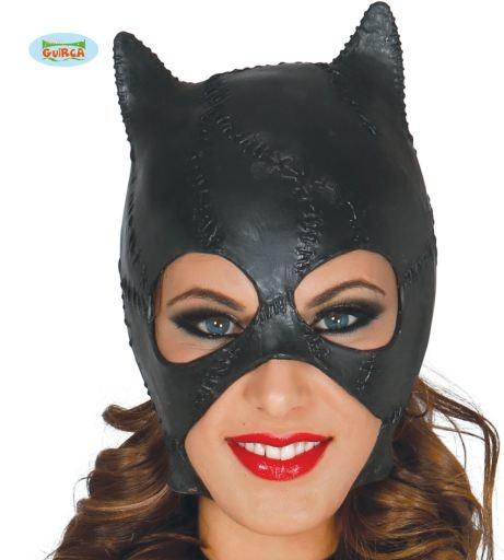 Cat Woman Masker | Rubber
