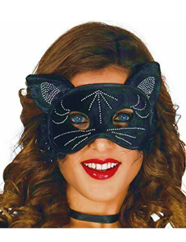 Cat Masker Met Pailletjes