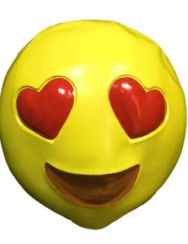 Love Emoticon Masker | Rubber