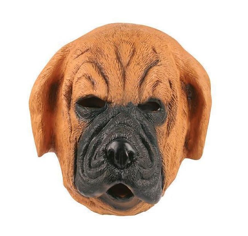 Hond Dieren Masker |  Rubber